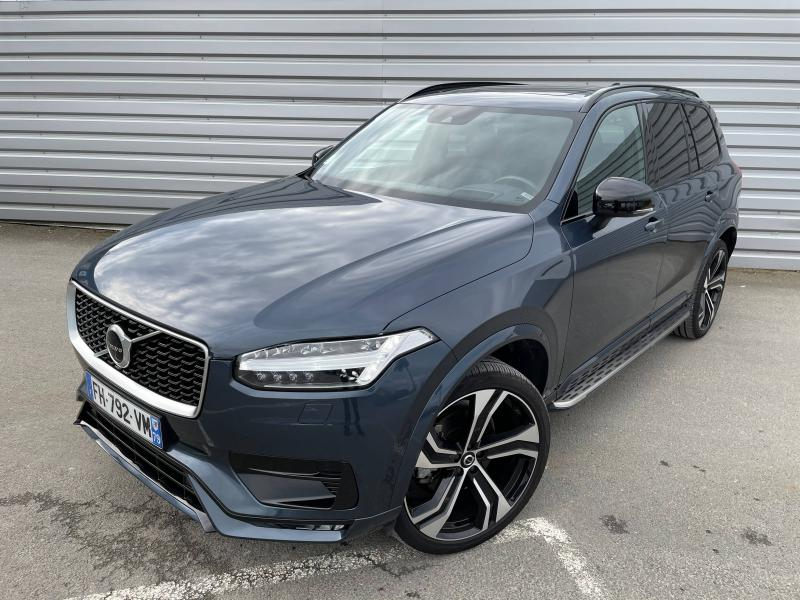 VOLVO XC90 B5 AWD 235ch R-Design Geartronic 7 places