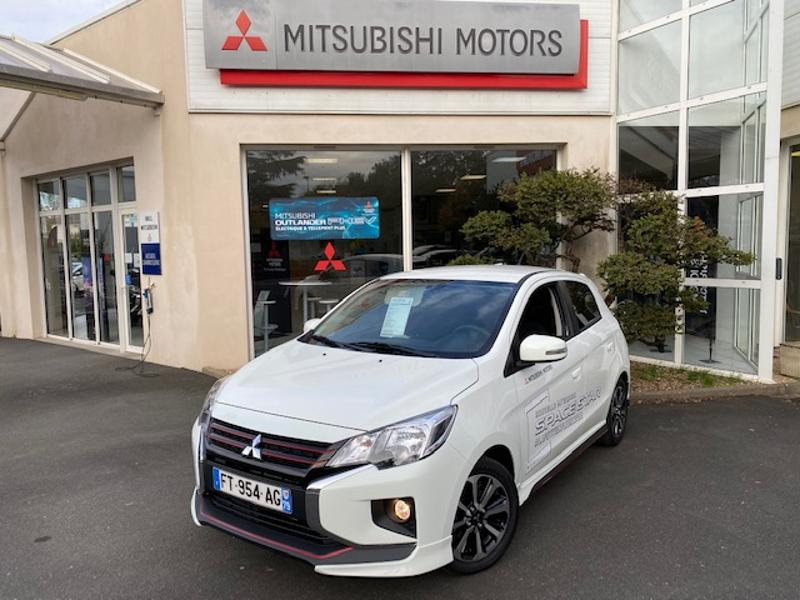 MITSUBISHI Space Star 1.2 MIVEC 80ch Red Line EDITION
