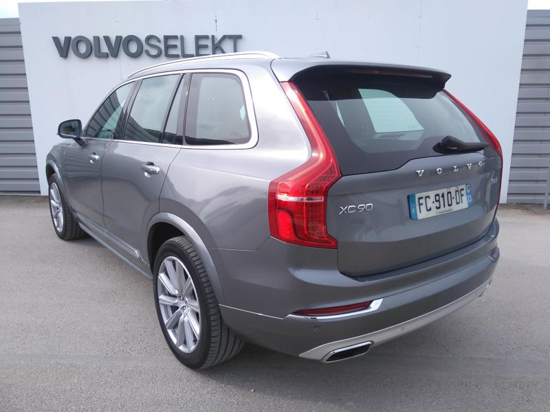 VOLVO XC90 T8 Twin Engine 303 + 87ch Inscription Luxe Geartronic 7 places