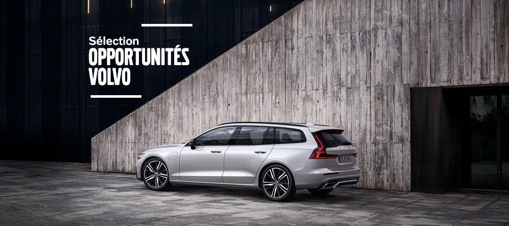 Sélection opportunités Volvo
